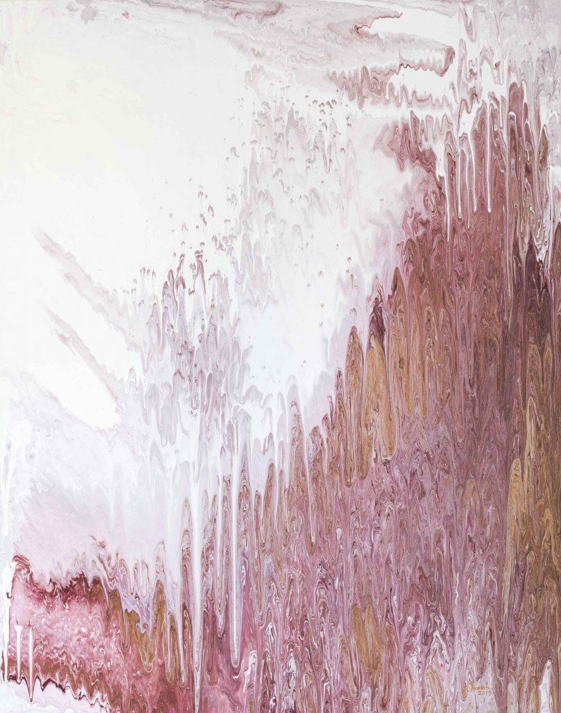 Painting Emma Ivane